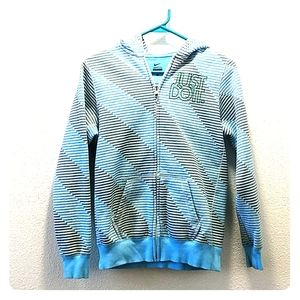 3 for $20 Nike Girls Hooded Sweater Jacket XL